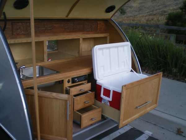 Best Teardrop Camper Trailer Plans Available Trailer