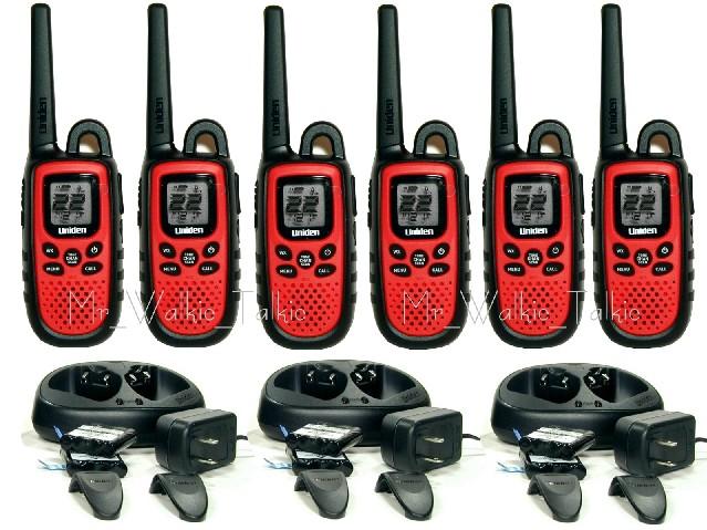 uniden noaa walkie talkie manual