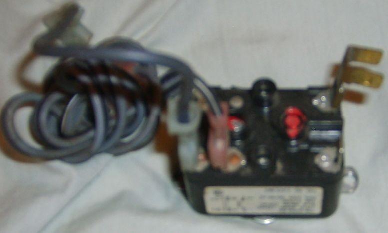 Kerosene Torpedo Heater Control Relay Century Toro