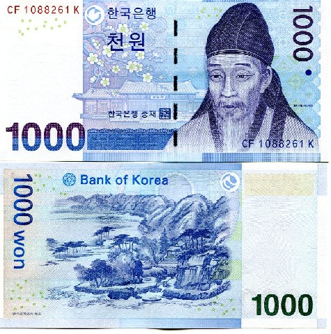 Forex south korean won