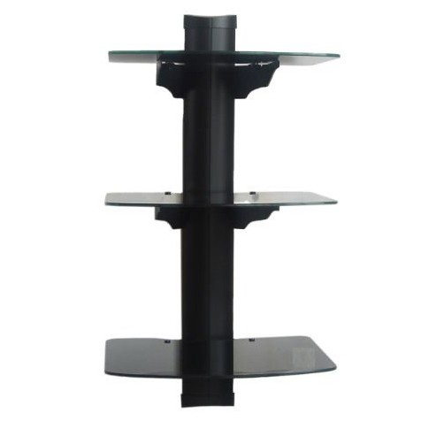 CUSCUS DVD 3 Shelf Wall Mount Bracket Stand Cable Box at Sears.com