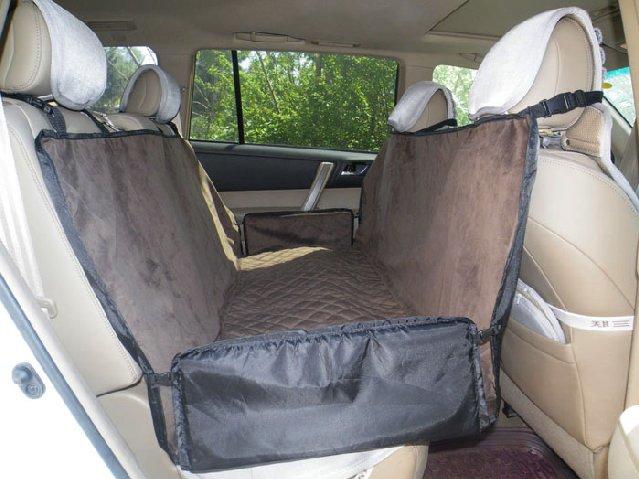 Waterproof Pet Dog Safety Travel Hammock Car Back Seat