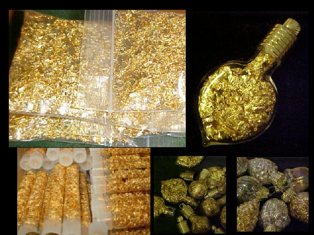 Gold Flake flakes - JungleKey.com Web
