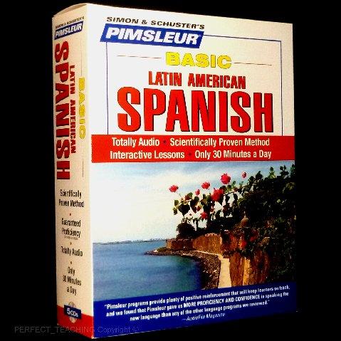 Чем скачать — Pimsleur Spanish I, II, III, & Plus ...