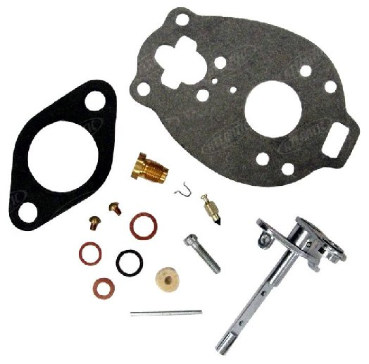 Tractor Carburetor Rebuilding : Bk v oliver tractor carburetor repair kit super