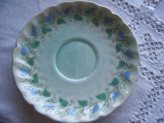 Vintage Royal Doulton Melody Soup Plate D6167 1940 39 S Ebay