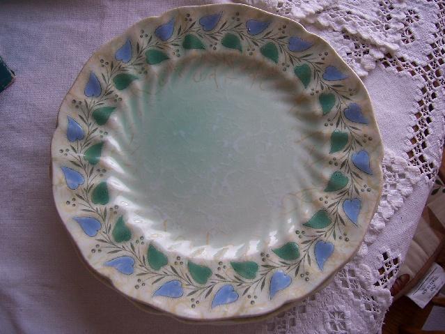 Vintage Royal Doulton Melody Salad Plate D6167 1940 39 S Ebay