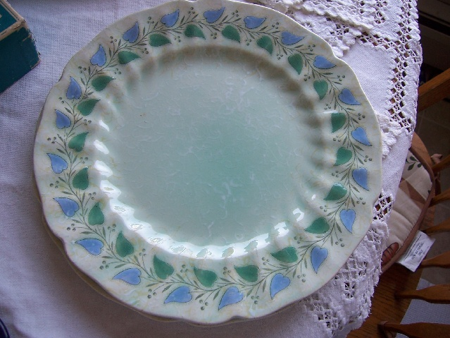 Vintage Royal Doulton Melody Dinner Plate D6167 1940 39 S Ebay