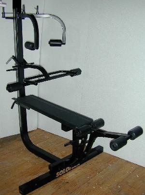 Soloflex Bench 28 Images Soloflex Exercise Machine Exercises From Soloflex Poster Soloflex