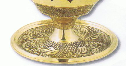 Orthodox Church Byzantine Home brass vigil lamp lampada  eBay
