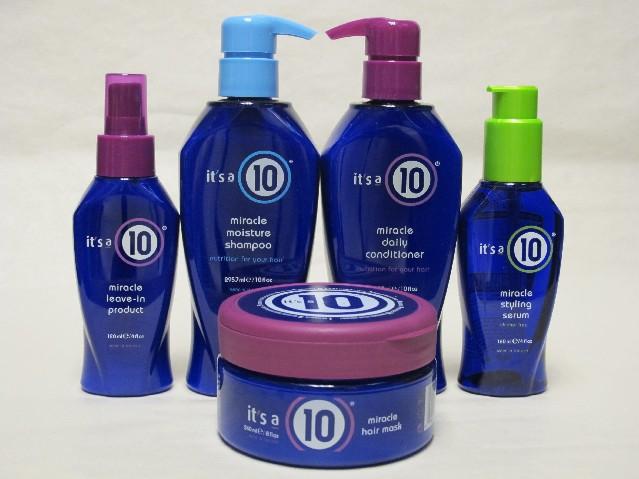 it 39 s a 10 shampoo conditioner leave in serum mask set ebay. Black Bedroom Furniture Sets. Home Design Ideas
