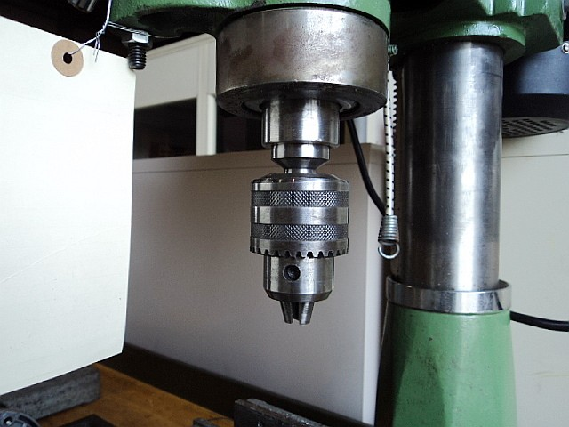 central machinery milling drilling machine