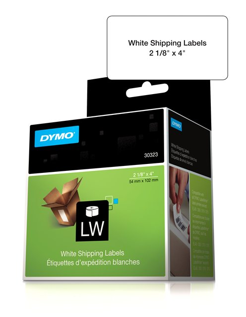 Genuine dymo labelwriter lw white address shipping labels for Dymo address label template